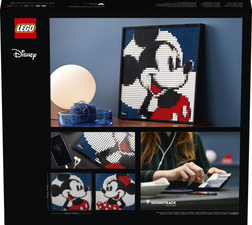 LEGO Art 31202 - Disney's - Mickey Mouse