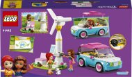 LEGO Friends 41443 - Olivia a její elektromobil