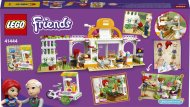 LEGO Friends 41444 - Bio kavárna v městečku Heartlake