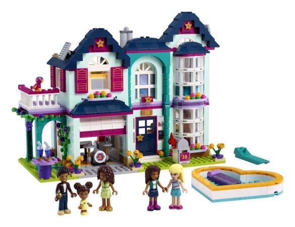 LEGO Friends  41449 - Andrea a její rodinný dům
