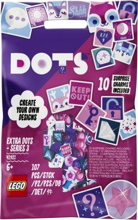 LEGO DOTS 41921 - Doplňky – 3. série