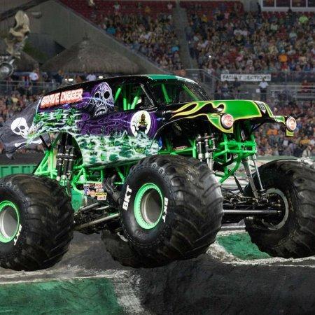 LEGO Technic 42118 - Monster Jam Grave Digger
