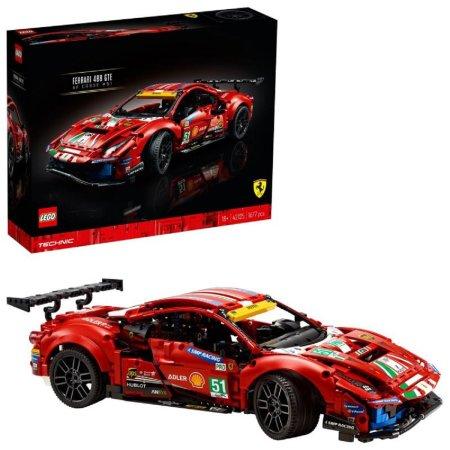 "LEGO Technic 42125 - Ferrari 488 GTE ""AF Corse #51"""