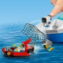 LEGO City 60277 - Policejní hlídková loď