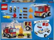 LEGO City 60280 - Hasičské auto s žebříkem