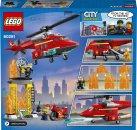 LEGO City 60281 - Hasičský záchranný vrtulník