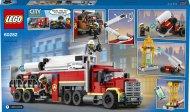 LEGO City 60282 - Velitelská jednotka hasičů