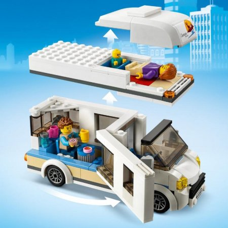 LEGO City 60283 - Prázdninový karavan