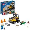 LEGO City 60284 - Náklaďák silničářů