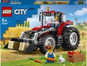 LEGO City 60287 - Traktor