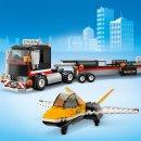 LEGO City 60289 - Transport akrobatického letounu
