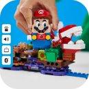 LEGO Super Mario 71382 - Hlavolam s piraňovou rostlinou – rozšiřující set