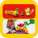 LEGO Super Mario 71383 - Wiggler a jedovatá bažina – rozšiřující set