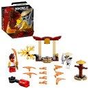LEGO Ninjago 71730 - Epický souboj – Kai vs. Skulkin