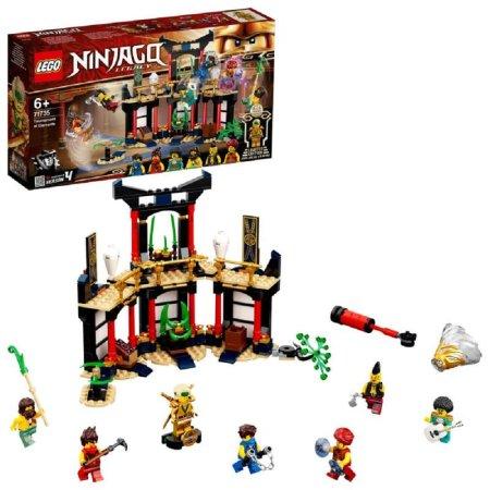 LEGO Ninjago 71735 - Turnaj živlů