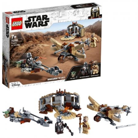 LEGO Star Wars 75299 - Potíže na planetě Tatooine