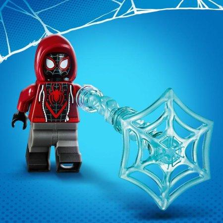 LEGO Marvel Spiderman 76171 - Miles Morales v obrněném robotu