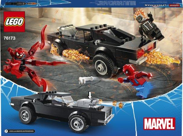 LEGO Marvel Spiderman 76173 - SpiderMan a Ghost Rider vs. Carnage