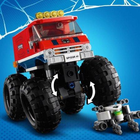 LEGO Marvel Spiderman 76174 - SpiderMan v monster trucku vs. Mysterio