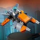 LEGO Creator 31111 - Kyberdron 3v1