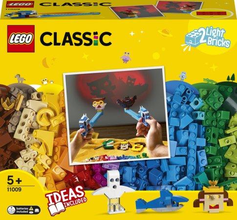 LEGO Classic 11009 - Kostky a světla